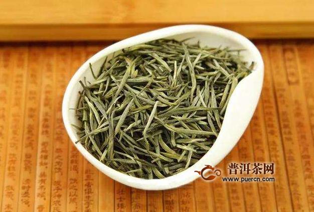 君山银针有绿茶是不是