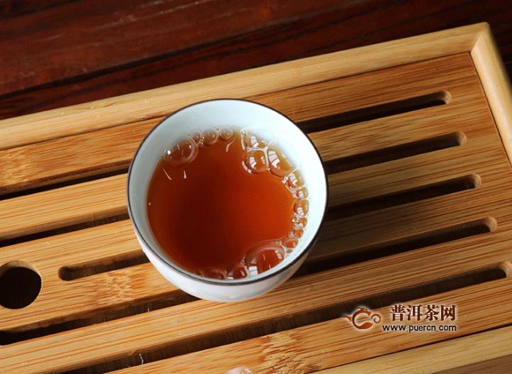 红茶冲泡第一遍能喝吗