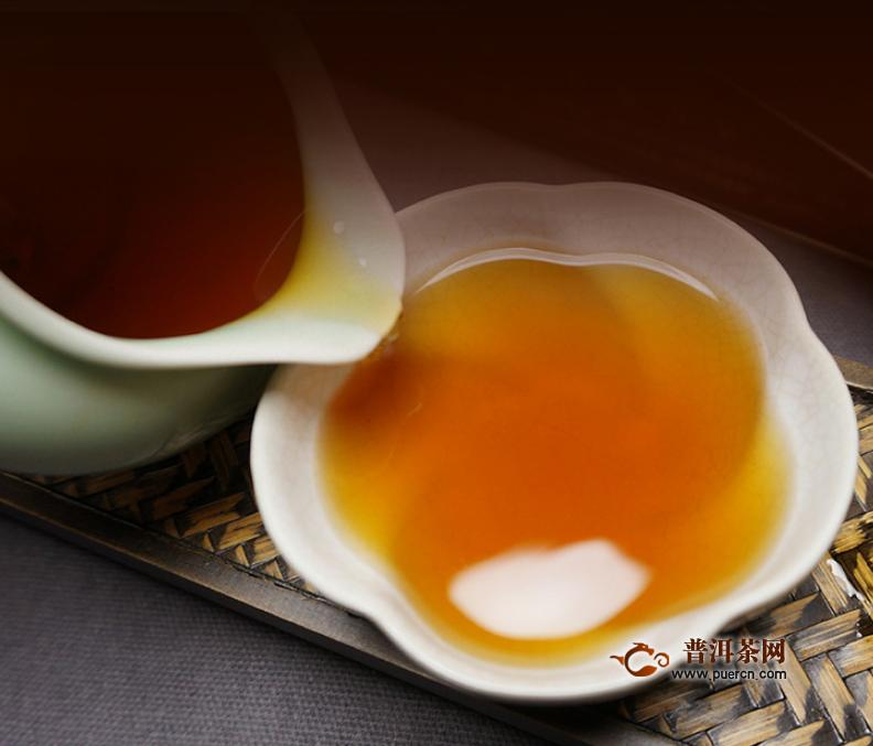 饮用安化黑茶的功效与作用及禁忌