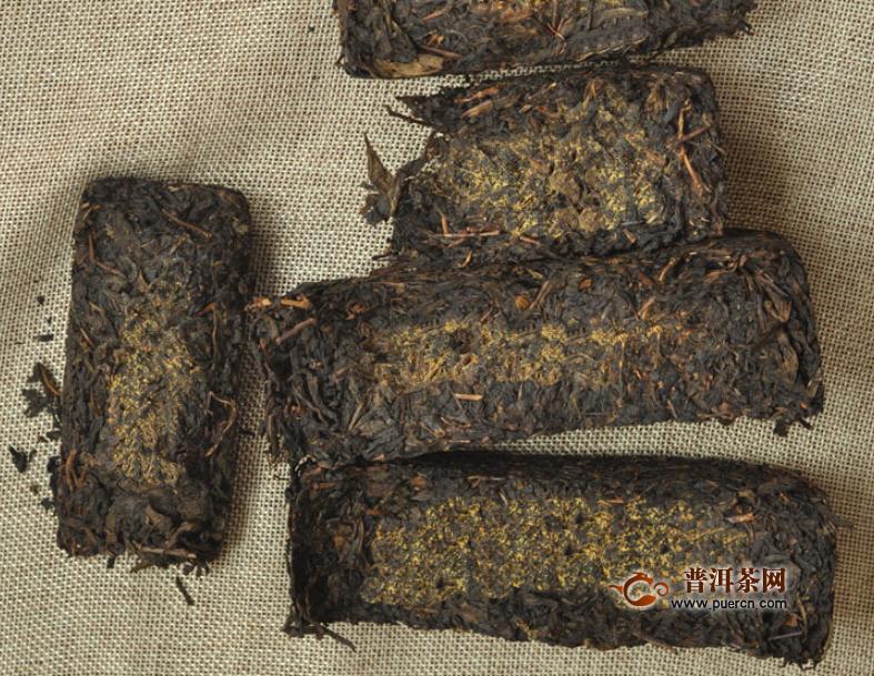 安化黑茶是什么味道的