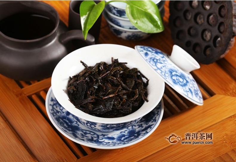 安化黑茶的作用及其功效