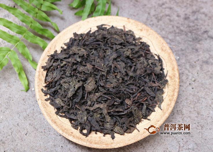 茯茶属于哪一种类型的茶叶
