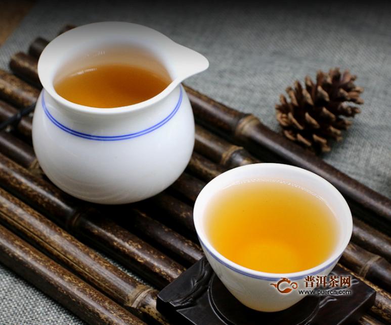 茯茶的饮用禁忌简述