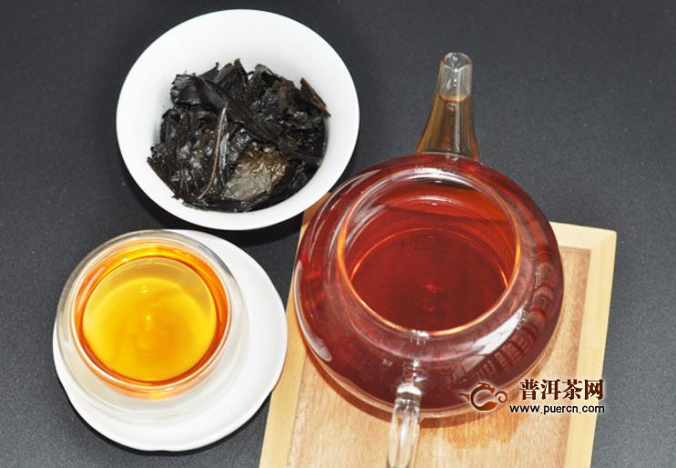 黑茶茯茶的功效有哪些?