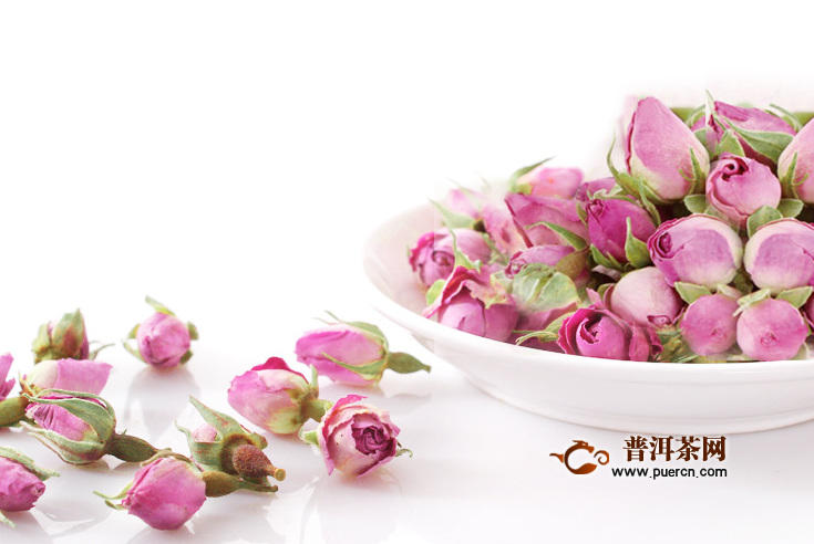 山楂搭配玫瑰花茶的功效