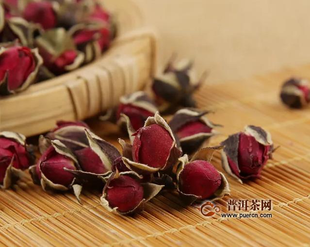 玫瑰花茶的功效与作用简述