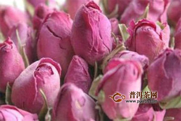 简述玫瑰花茶的功效与作用