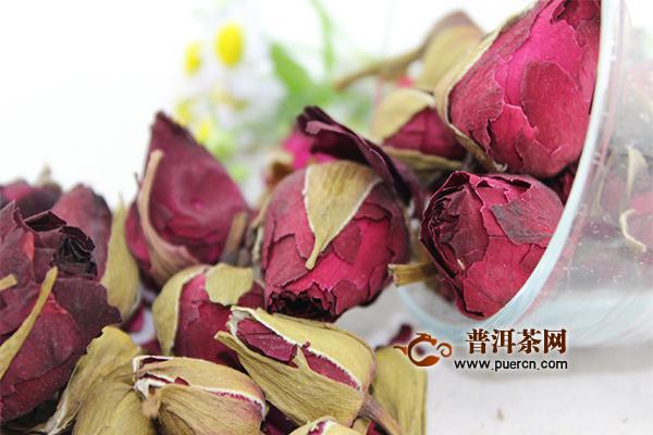 玫瑰花茶喝了主要有什么功效
