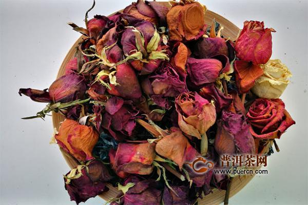 适宜喝玫瑰花茶的功能与作用