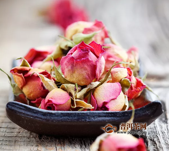 玫瑰花茶喝了清热解毒吗