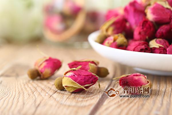 玫瑰花和什么泡茶喝最好