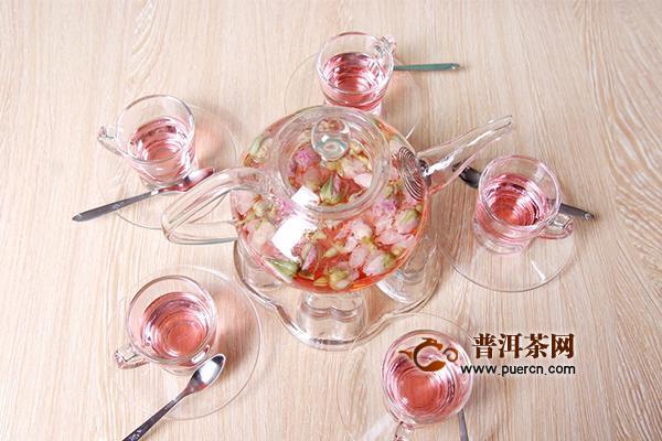 经期可以喝玫瑰花茶是不是