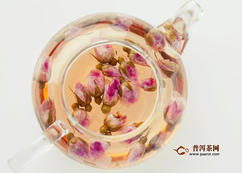 喝玫瑰花茶的美容功效与作用