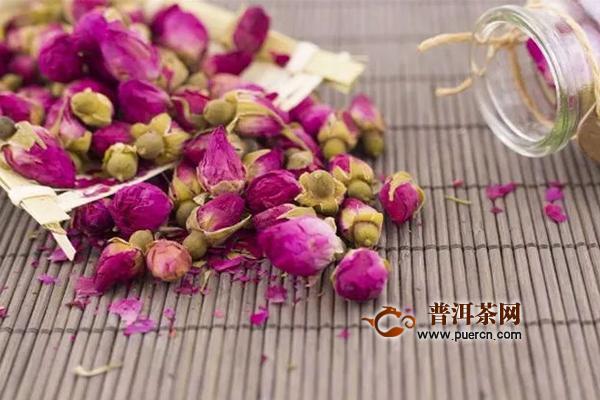 一般玫瑰花茶一次泡几朵