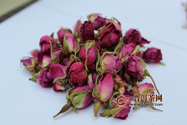玫瑰花茶叶的味道好不好