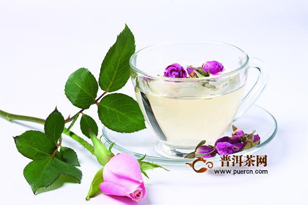 喝玫瑰花茶的作用