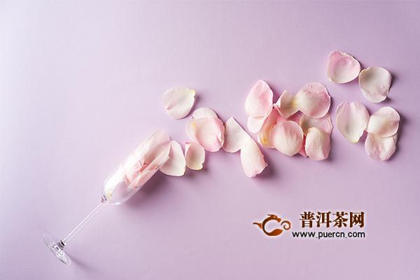 玫瑰花茶的泡法您知道了吗