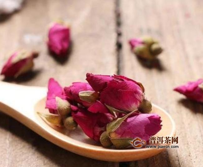 玫瑰花茶的作用和功能简述