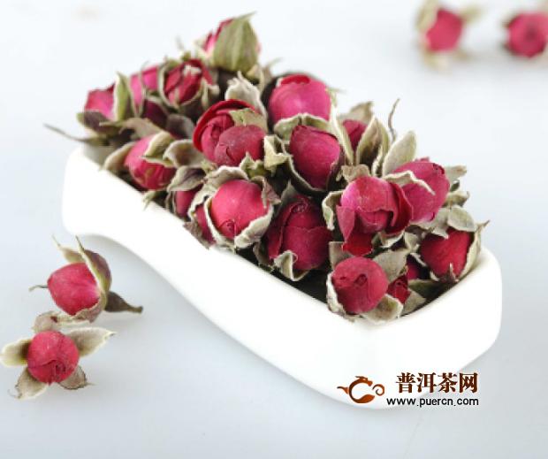 玫瑰花茶一般放几颗