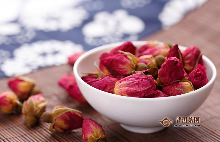 冲泡玫瑰花茶水温很重要