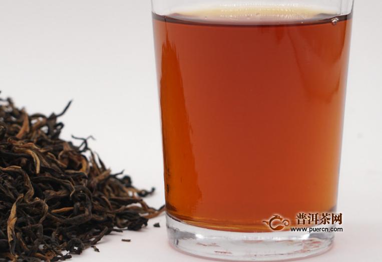 饮用滇红茶的好处与作用