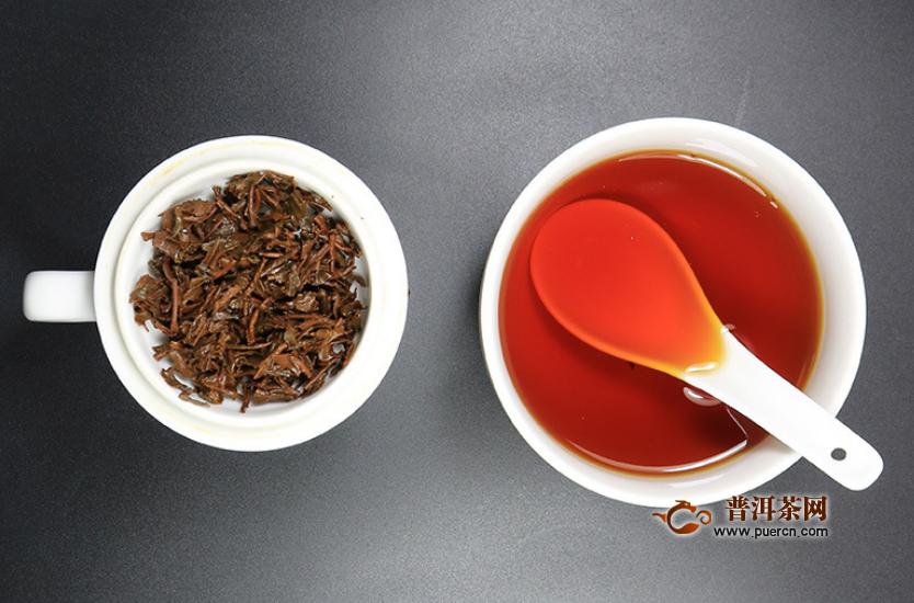 滇红茶的冲泡水温简要介绍
