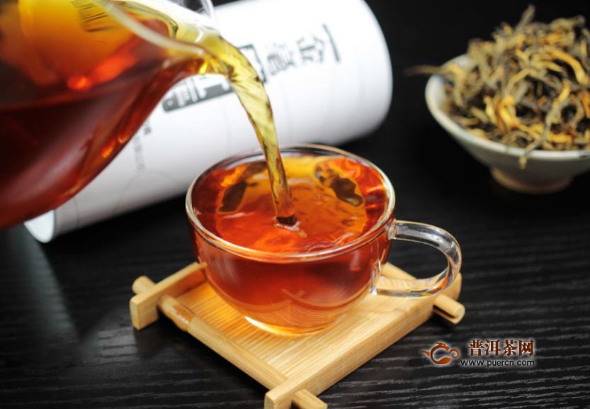 常喝的滇红茶有什么禁忌?