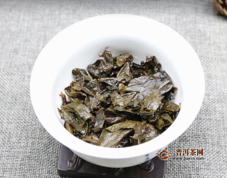 中国黑茶是哪一种类型的茶叶
