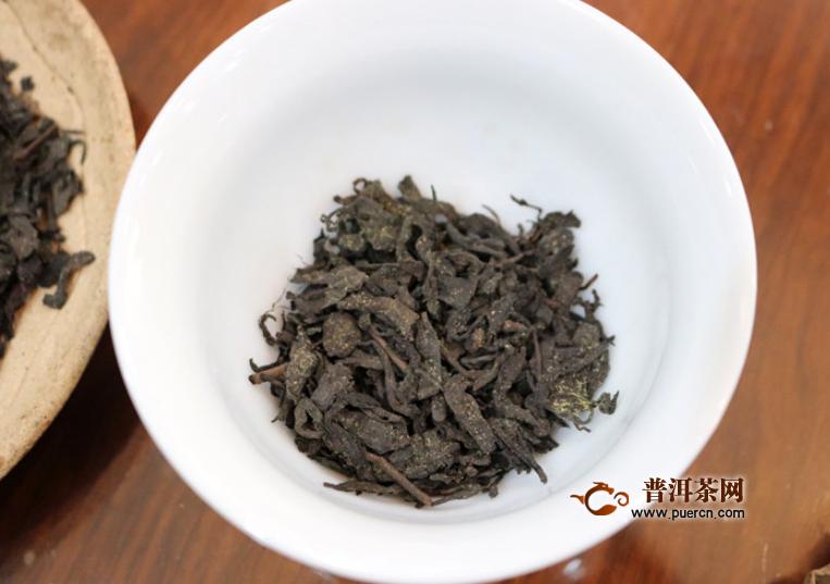 冲泡黑茶该放多少茶
