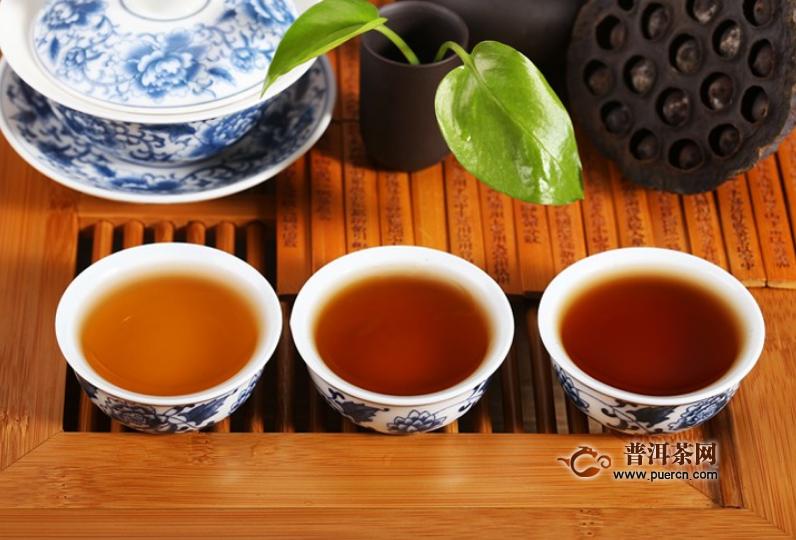怎么冲泡黑茶比较好喝