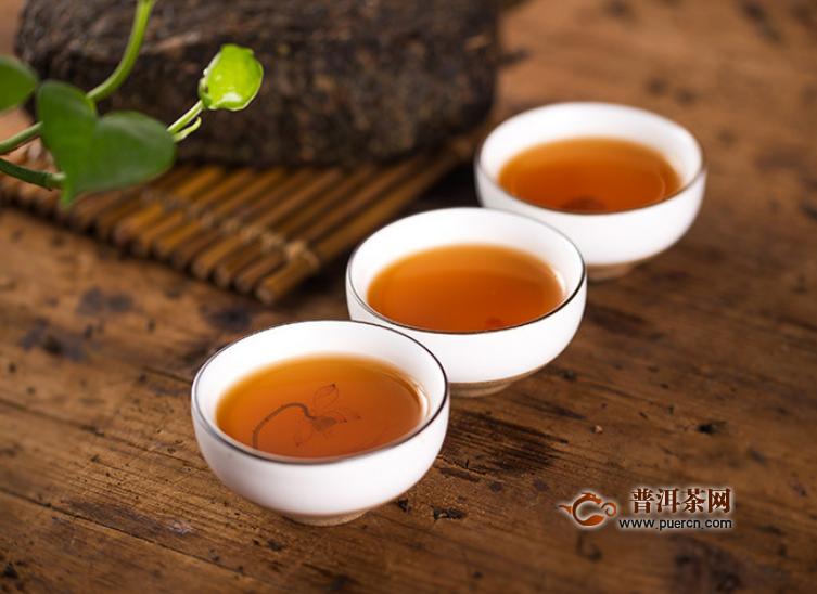 饮用黑茶的好处主要有哪些