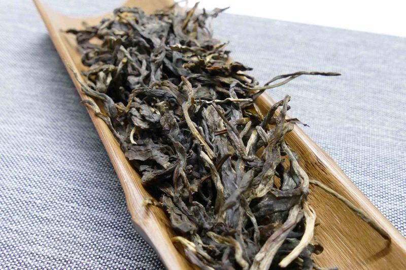 古树or台地(普洱茶) 论各种不同分辨方式